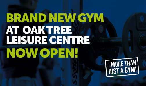 New gym now open